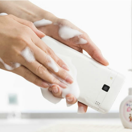 Meet Kyocera's Smartphone That's Not Afraid Of Soap