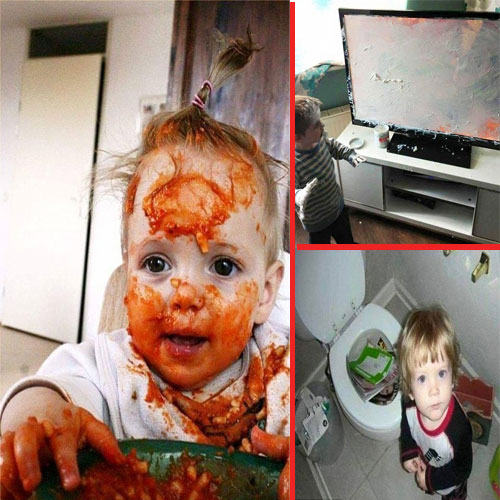 amazing habits of children after birth