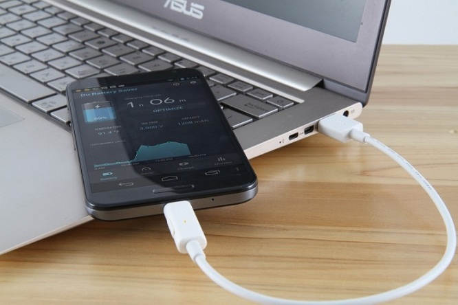 tricks to charging phone through laptop | janvajevu.com