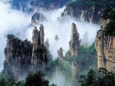 ચીનમાં આવેલ આ માઉન્ટેન, જેને કહેવાય છે 'સન ઓફ હેવન', અચૂક જાણો