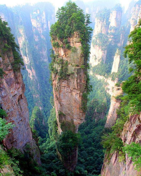 tianzi mountains china in gujarati | janvejevu.com