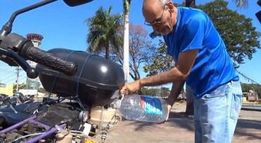 આ છે પાણીથી ચાલતી બાઈક, જે ૧ લીટર પાણીમાં 500 કિમી ચાલે છે