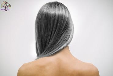 સફેદ વાળ ને કાળા કરવાના સરળ ઉપાય