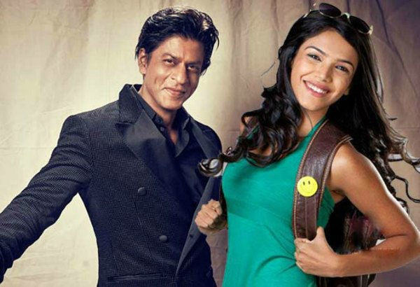 shriya-pilgaonkar-shahrukh-khan-in-fan