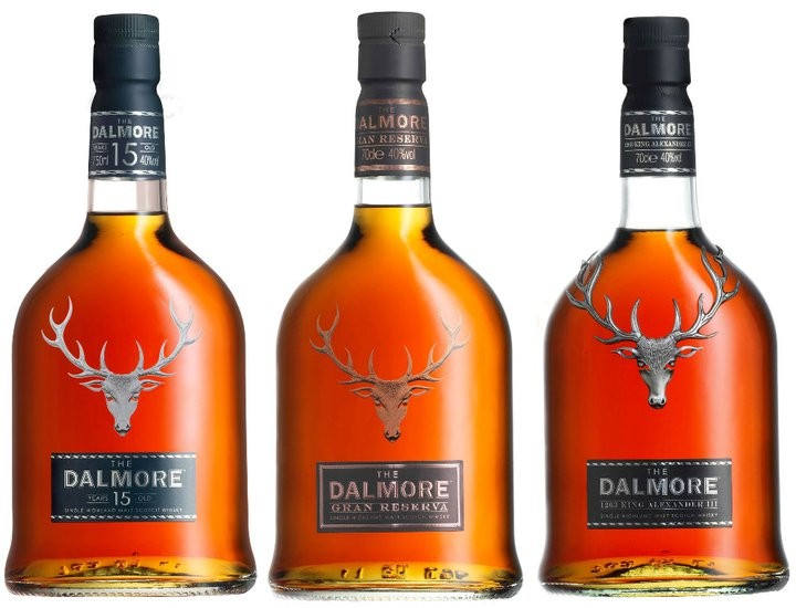 62 year old Dalmore Scotch Whisky 5