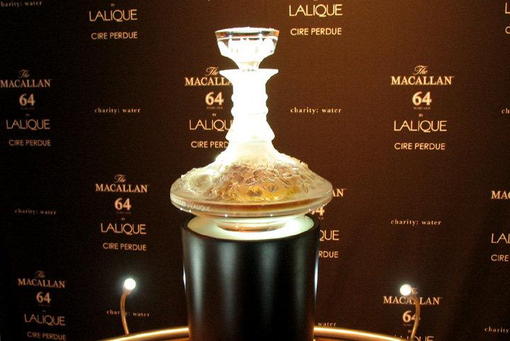 64 year old Macallan Single Malt Scotch Whisky 4