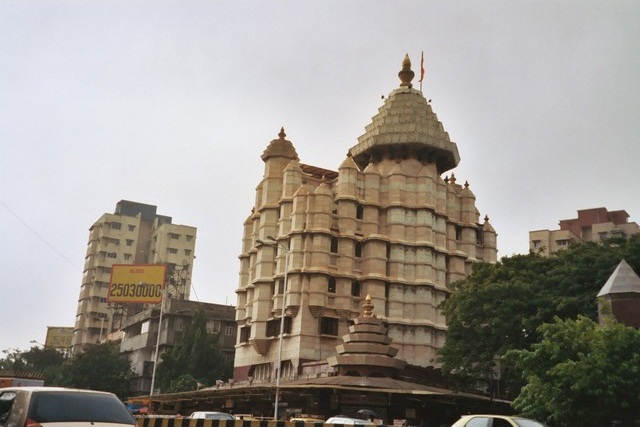 A-view-of-Shree-Siddhivinayak-Ganapati-Mandir