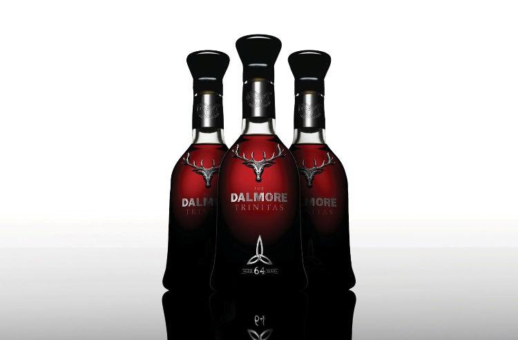 Dalmore 64 Trinitas Single Malt Whisky 6