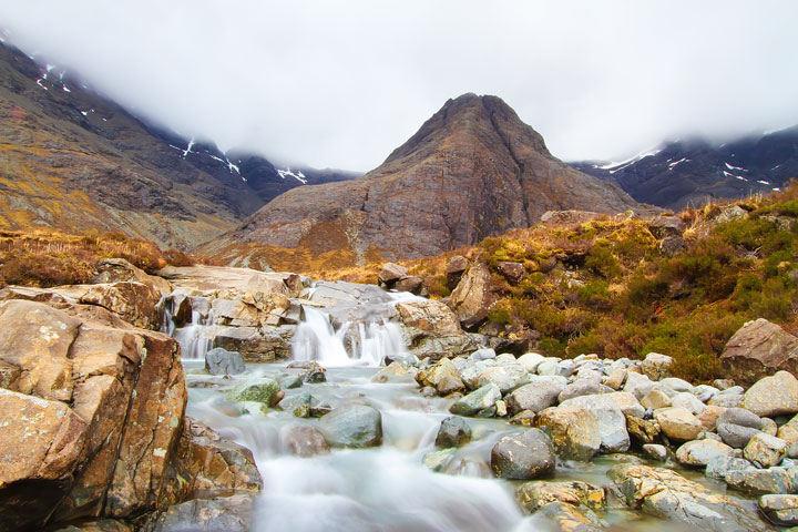 Fairy Pools, Isle of Skye, Scotland1