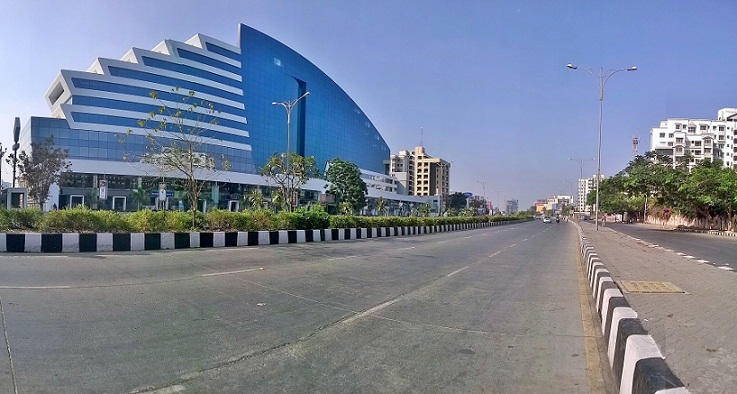 International_Business_Center,_Piplod,_Surat.