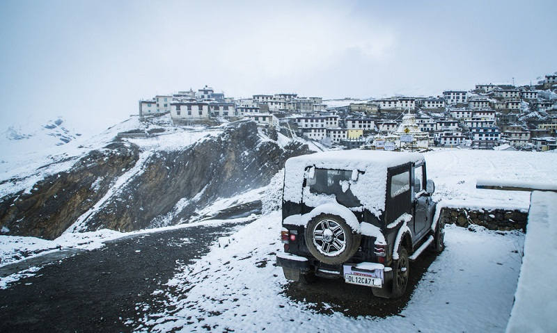 kibber the highest village in the world