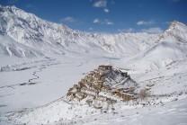 બરફથી ઢંકાયેલ પર્વતનું નૂર, આ છે ભારતનું જન્નતમય પ્રવાસી સ્થળ