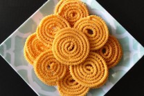 Home made Murukku