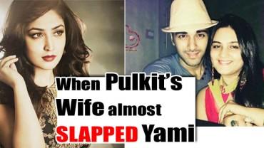 OMG!! સલમાનની બહેન શ્વેતાએ યામી ગૌતમ ને માર્યો થપ્પડ?