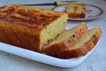 કિડ્સ માટે બનાવો ઓરેંજ એન્ડ ટુટી ફૂટી લોફ કેક