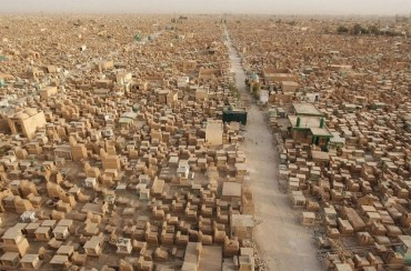 આ છે દુનિયાનું સૌથી મોટામાં મોટું કબ્રસ્તાન, આના વિષે જાણીને ચોકી જશો