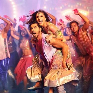 'બદ્રીનાથ કી દુલ્હનિયા' નું સોંગ 'હોળી' છે 'હોળી' માટે બેસ્ટ!!