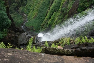 પ્રાકૃતિક સૌન્દર્ય થી ભરપુર અગુમ્બે છે શાંત અને નિરવ જગ્યા