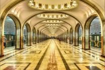 Heavenly: નિહાળો, લકઝરીયસ પેલેસ જેવા મેટ્રો સ્ટેશન ના stunning ફોટોસ