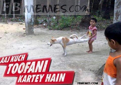 Toofani bacha fbmemes