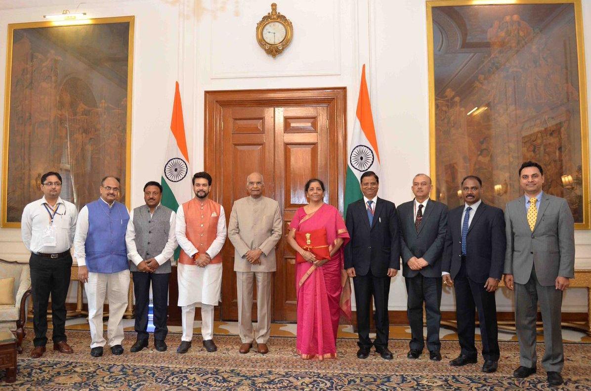nirmala-sitharaman-meets-president