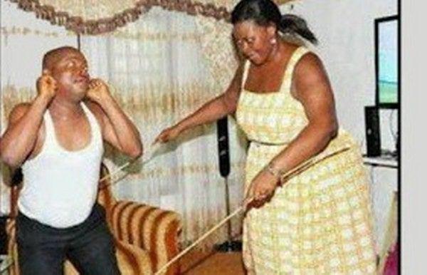 room woman-beats-up-husband-man_6
