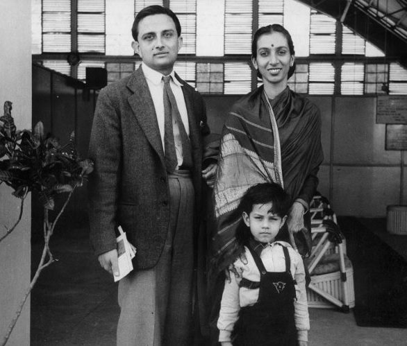 Vikram sarabhai family