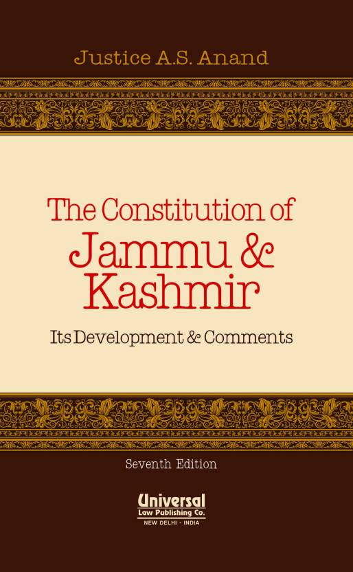 the-constitution-of-jammu-and-kashmir-its-development-and-comments-original-imadj7d8ajvhsxk3