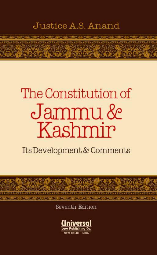 the-constitution-of-jammu-and-kashmir-its-development-and-comments-original-imadj7d8ajvhsxk3