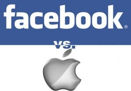 Apple અને Facebook વચ્ચે શરૂ થઈ મોટી લડાઈ!
