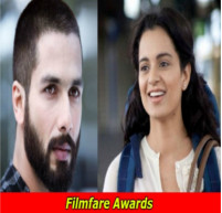 Filmfare Awards: શાહિદ-કંગનાએ મારી બાજી, જોઈ લો આખુ લિસ્ટ