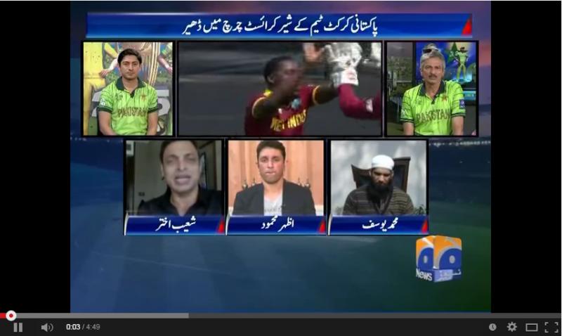 સોએબ અખ્તરે મગજ ગુમાવ્યો અને જણાવી પાકિસ્તાન ટીમ ની હકીકત