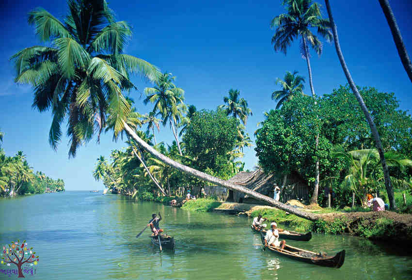The desire for a romantic vacation, going to the hot destination in India