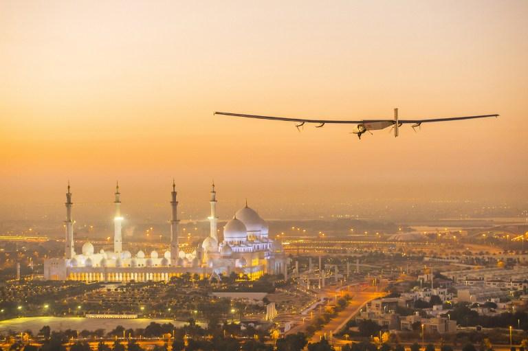 વિશ્વનું પ્રથમ સૌર વિમાન દુનિયાની સફરે નીકળ્યું