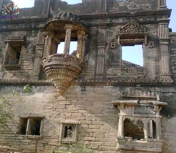 ગુજરાતના આ શહેર નજીક આવેલો છે આ કિલ્લો