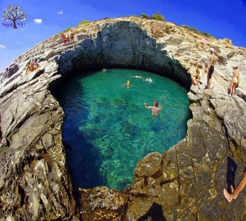 આ છે દુનિયાની અજાણી પણ જોવાલાયક સુંદર જગ્યાઓ