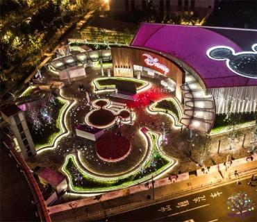 વિશ્વનો સૌથી મોટો ડીઝની સ્ટોર ચીન માં