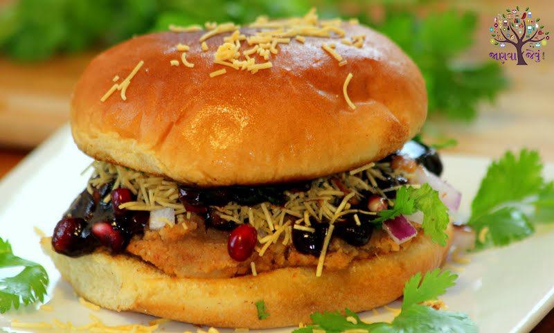 Make yourself a delicious Kutchhi Dabeli