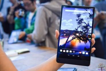 હાઇટેક ફિચર્સ સાથે દુનિયાનુ સૌથી પાતળુ એન્ડ્રોઇડ Tablet લોન્ચ