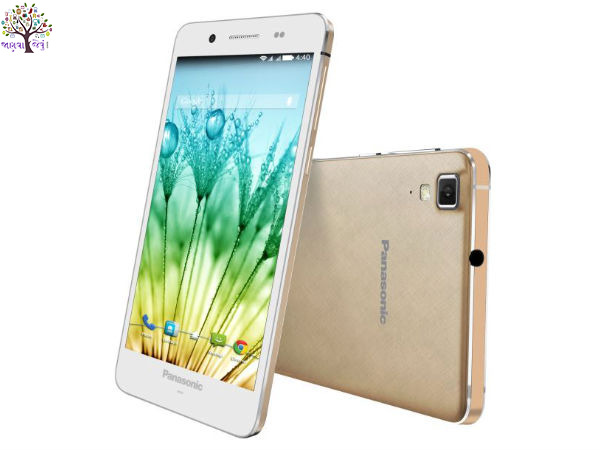 High processor with 13MP camera and Panasonic launched a new smartphone