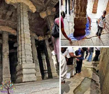 હવામાં લટકે છે આ મંદિરના 70 પિલર, જાણો ક્યાં છે આ મંદિર