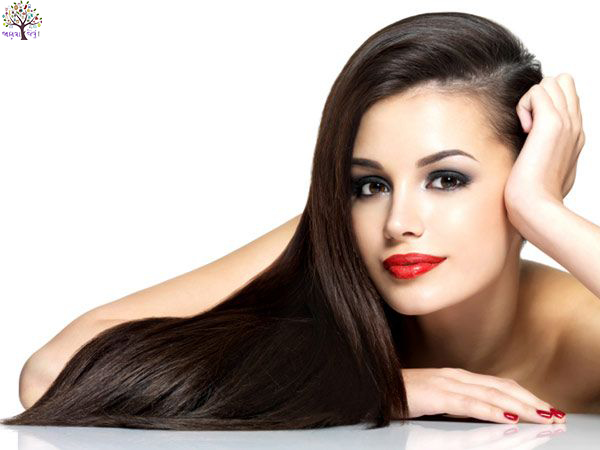 Thick + thin hair quickly create plump, eat on the 8 items