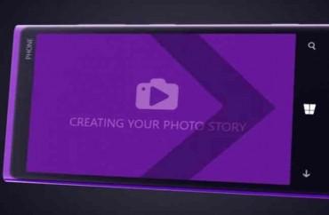માઈક્રોસોફટે વિન્ડોઝ ૮.૧ ફોન માટે લોન્ચ કરી 'ફોટો સ્ટોરી' એપ