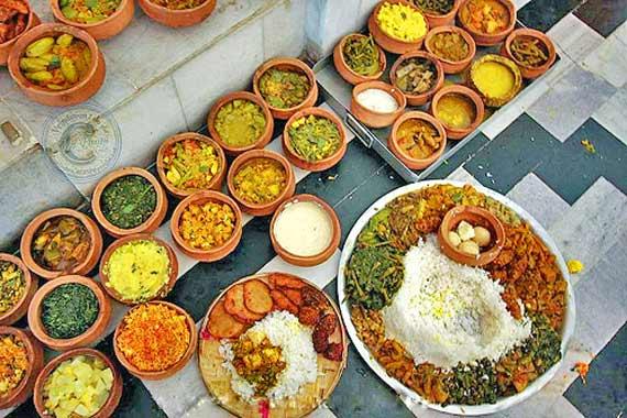 Prasadam in Incredible India | Janvajevu.com