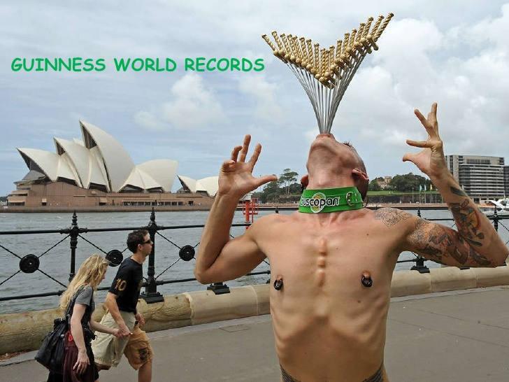 આ 5 ગિનિસ વર્લ્ડ રેકોર્ડ્સ વિષે જાણીને તમે દંગ રહી જશો..!!