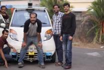 ભારતના આ વ્યક્તિએ બનાવી સૌપ્રથમ ડ્રાઈવર વગર ચાલતી કાર