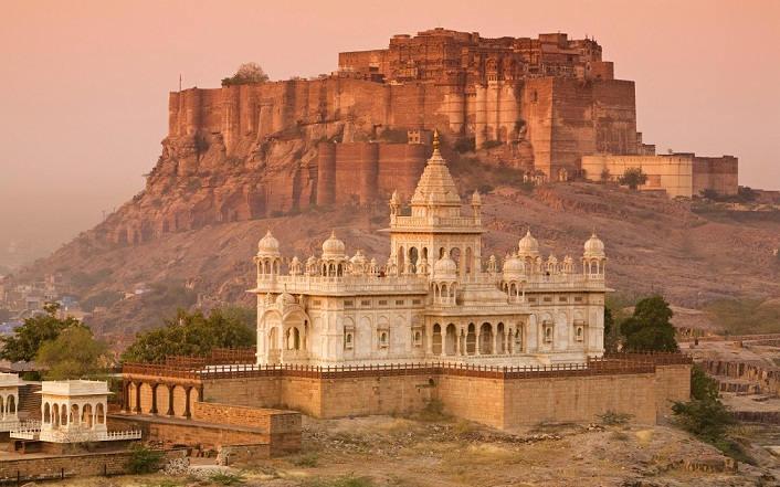 જોધપુરની શાન છે મેહરાનગઢનો કિલ્લો, જાણો તેના વિશે