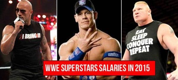 જાણો… WWE ના રેસલર્સને મળતી શાનદાર કમાણી વિષે….