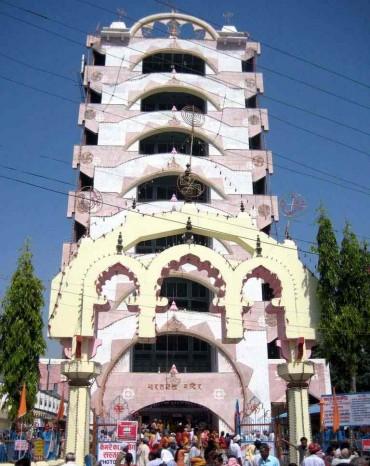 અહી આવેલ છે ભારત માતા મંદિર, જાણો તેના વિષે…