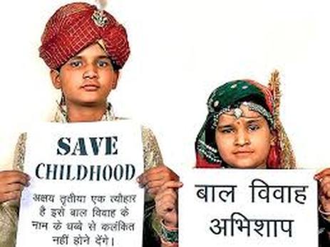 બાળ લગ્ન ની અસર : ઘરેલું હિંસા અને જાતીય સતામણી